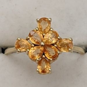 Jewelry - 14k Gold Citrine Ring